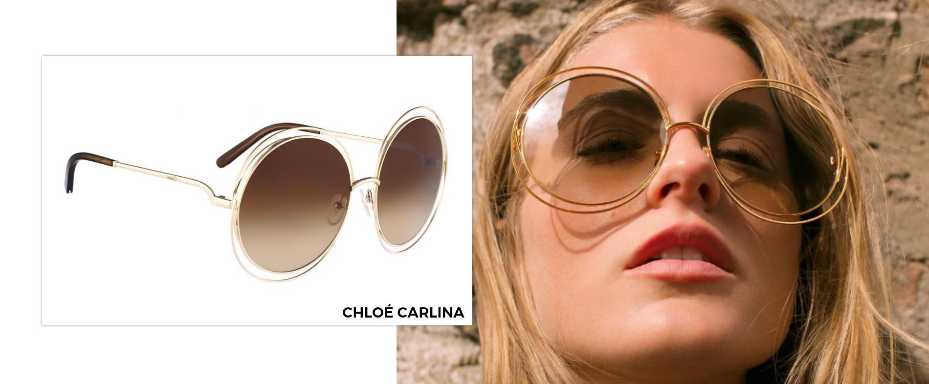 f470a6a267b16 Chloé Carlina CE114S 784 6218 Sunglasses €307.62 €242.56 ...