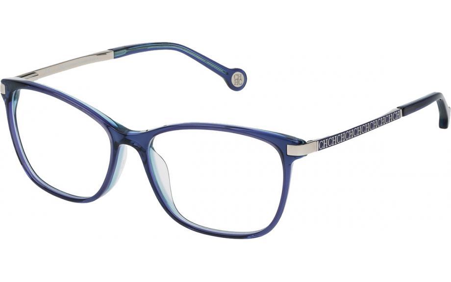 rivenditore all'ingrosso c6739 a1d91 Prescription Carolina Herrera VHE714 Glasses
